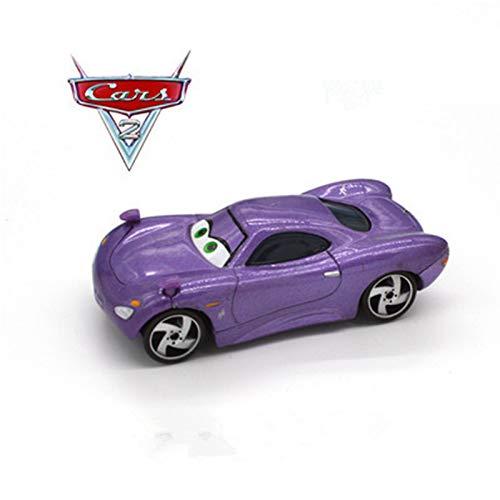 Disney 27 Styles Disney Pixar Cars Jackson Storm Chick Hicks 155 Scale Diecast Metal Alloy Modle Mini Cute Toys Car for Kids Gift 20