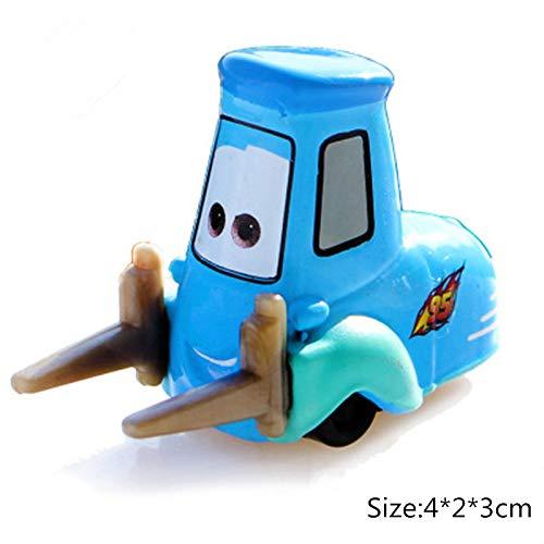 Disney Disney Pixar Cars 3 2 No117 Torquey Pistons Racing Cars Chick Hicks Mater 155 Diecast Metal Alloy Model Cars Kid Gift Boy Toy Guido