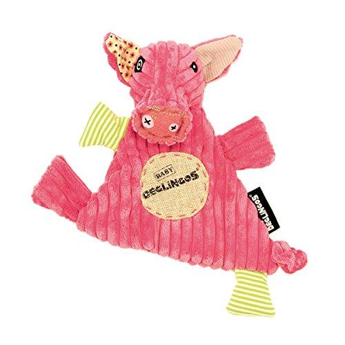 Deglingos Baby Blankie Jambonos the Pig