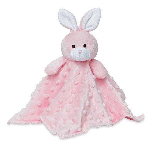 Elegant Baby Bunny Blankie Buddy in Pink by Elegant Baby