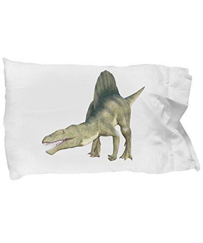 Spinosaurus Pillow Case - Dinosaur