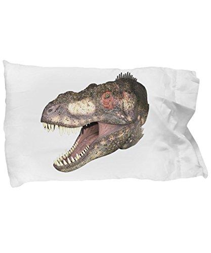 Tyrannosaurus Rex Head - Pillowcase - Dinosaur