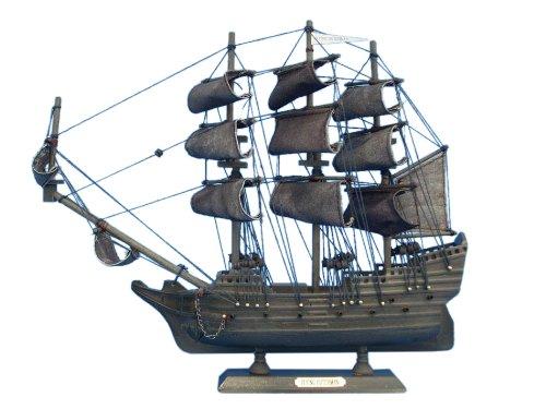 Hampton Nautical  Flying Dutchman Pirate Ship 14