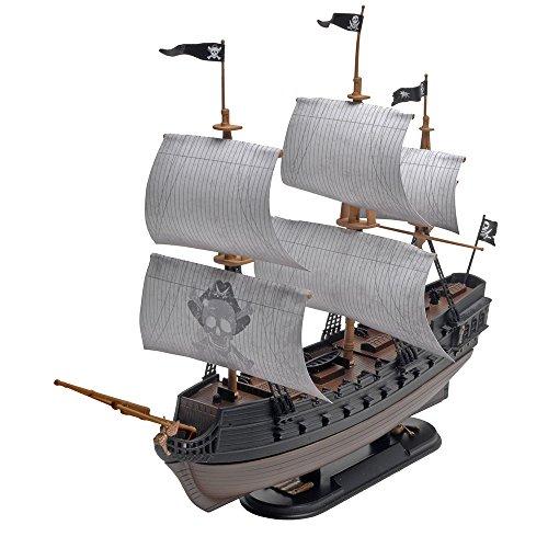 Revell SnapTite The Black Diamond Pirate Ship Model Kit