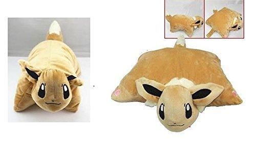 1 X Pokemon Eevee 16 Soft Pillow Pet
