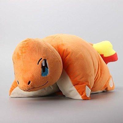 Pokemon Charmander Transforming Pillow pet Cushion Pillow Plush 16