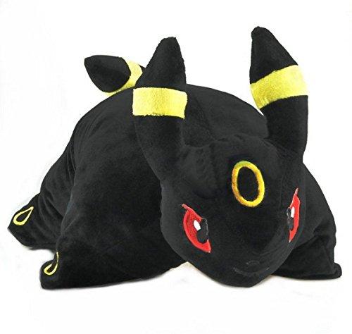 Pokemon UMBREON Transforming Pillow Pet Solf Cushion - Plush Toy Pillow pet 16
