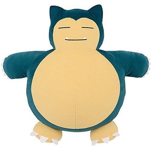 Pokemon XY BW 13 SNORLAX Plush Doll Normal Type Snooze Pillow Cushion Banpresto UFO Prize Item