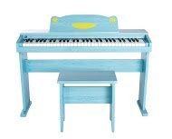 Artesia Fun1 Blue Childrens Pianos by Artesia