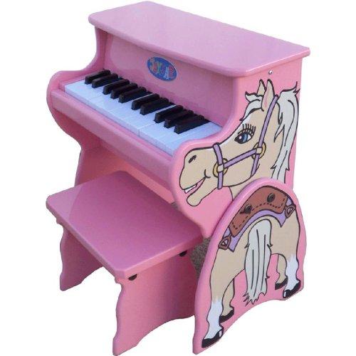 Schoenhut Childrens 25 Key Upright Piano Pals