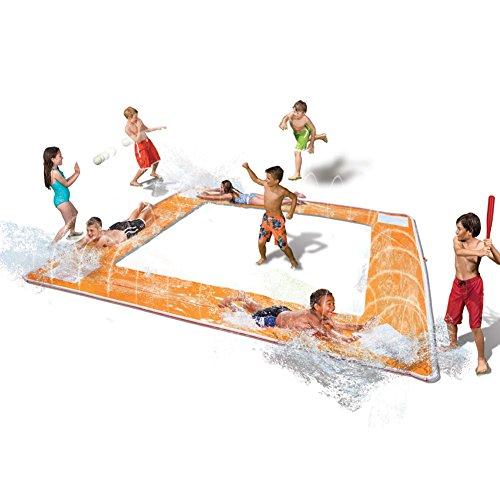 Grand Slam Baseball Water Slide Game