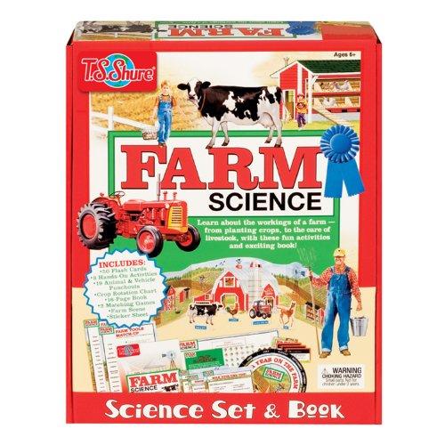 TS Shure Farm Science Set Book