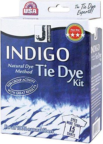 Jacquard Indigo Tie Dye Kit Mini
