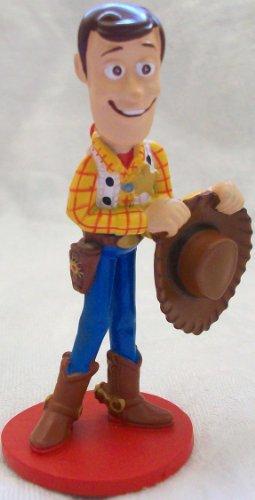 Disney Toy Story 3 Sheriff Woody 35 Pvc Doll Figure Toy Cake Topper