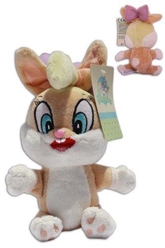 Lola Baby Bunny 9 Plush Doll Soft Toy Girl Rabbit Bugs Looney Tunes Warner TV Cartoon by Play