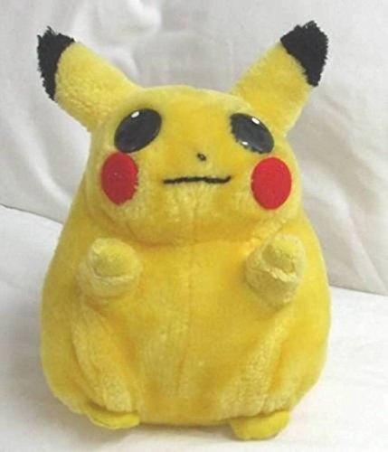 Pikachu Plush - 7 - Play by Play  Pokemon 1998