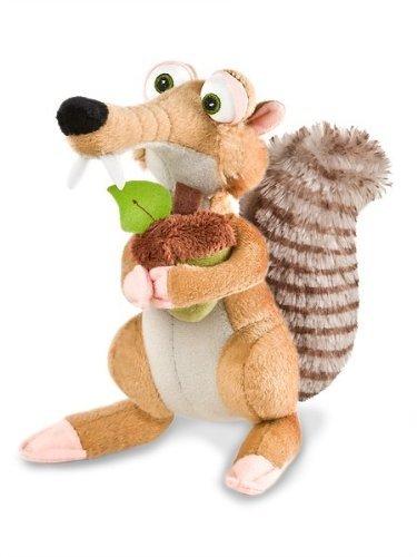 Play by Play Peluche Scrat cureuil et noisette personnage de lge de glace 4 20 cm by Play by Play