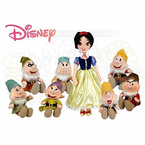 Sneezy Dwarf 10 Plush Snow White and the Seven Dwarfs Disney Film Soft Toy by Play by Play