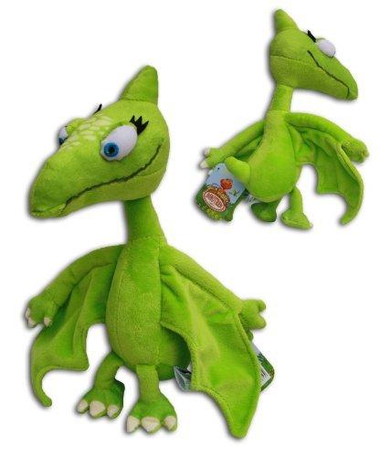 Tiny 12 Pteranodon Green Dinosaur Train New Soft Doll Toy Plush Cartoon TV Serie Jim Henson by Play by Play