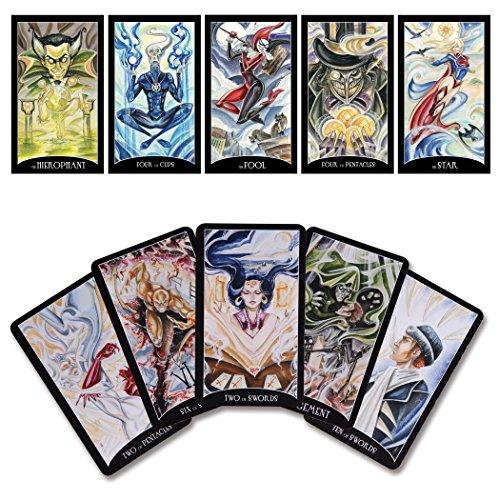 DC Comics Justice League Tarot Card Deck
