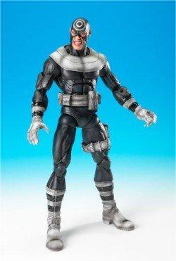 Toy Biz World Wide Marvel Legends Galactus Series - Bullseye 6 Action Figure