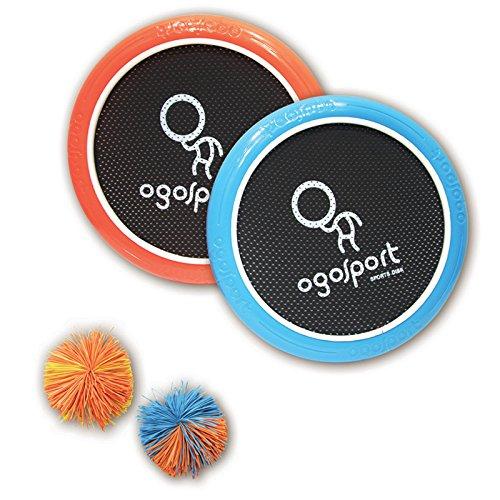 OgoSport OgoDisk Xs 2 Pack Set  2 OgoSoft Koosh Balls