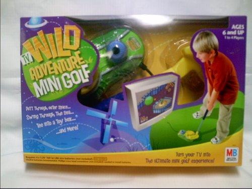 Plug Play Tv Games Wild Adventure Mini Golf