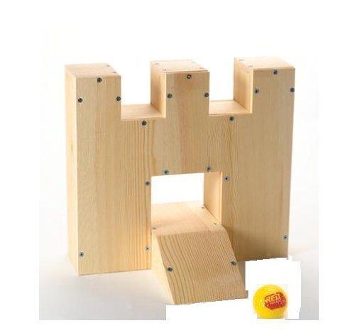 Red Tool Box Mini Golf Castle Ramp Kit