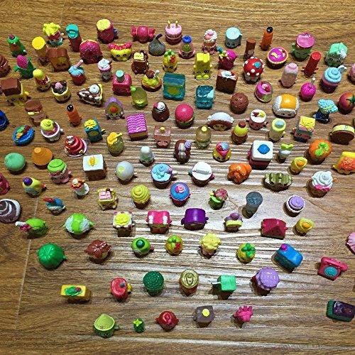 20pcs Shopkins Season 2 3 Real Shopkins Toy Real Brand Shopkins Season1 Kids Toy