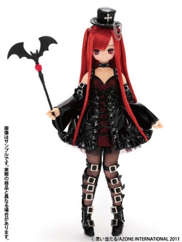 EX Cute 8th Series Witch Girl Aika  Little Witch of Flame 16 scale Fashion Doll JAPAN by AZONE INTERNATIONAL