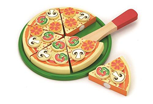 Pizza Party - Pretend Children Play Kitchen Game Food