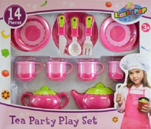 Lollipop Toys Tea Party Set 14 pcs
