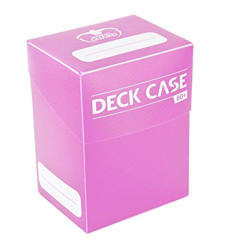 80 Card Deck Case Pink