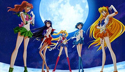 Sailor Moon Crystal PLAYMAT CUSTOM PLAY MAT ANIME PLAYMAT 138