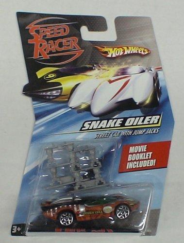 Speed Racer Snake Oiler Street Car with Jump Jacks