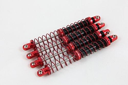 GDS Racing 120mm High Performance Shock Damper For 110 Rc Car Crawler 4pcs