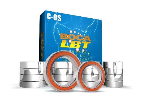 Team Losi RC Car 8Ight T 10 18 Nitro Truggy Ceramic Orange Seal ABEC 7 Bearings