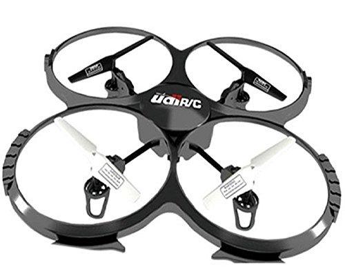UDI U818A 24GHz 4 CH 6 Axis Gyro RC Quadcopter with Camera RTF Mode 2