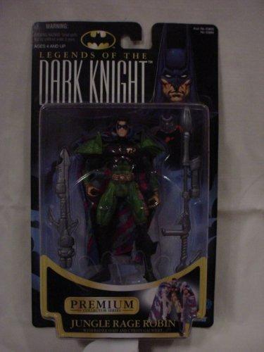 Batman Legends of the Dark Knight Jungle Rage Robin Action Figure Premium Collector Series