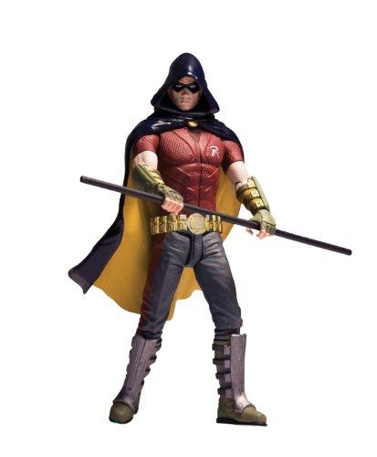 DC Direct Batman Arkham City Series 1 Robin Action Figure
