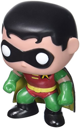 Funko POP Heroes 3 34 Inch Robin Action Figure Dolls Toys