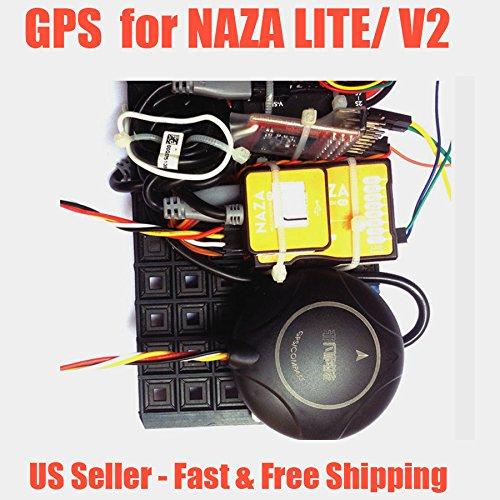 FFOSD G1 GPS Compatible with DJI NAZA Lite V1 V2 Flight Controller DJI NAZA GPS