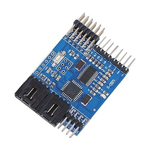 Ochoos S-OSD iOSD Remzibi OSD Module for DJI NAZA LiteV2 GPS vs N-OSD RC Drone