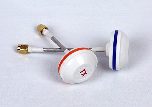 SummitLink 58G Clover Leaf Antenna Fat Shark Skew Planar 3 4 Blades FPV DJI Naza H3-3D Skew Planar FPV DJI Phantom 1 2 F550 S800 S1000 Zenmuse