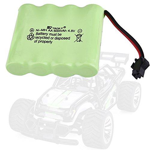 SIMREX Rechargeable Battery Pack for A120 A130 A230 A231 A240 A241 bg1512 116 RC Car Part 2pcs