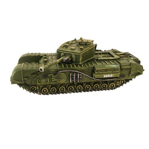 Battlefield 160 Scale Tank - Trading Figure - Churchill Mk VII