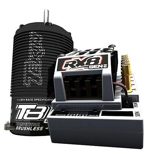 18 RX8 gen2 4030 T8gen2 BL Motor 1400Kv System by Tekin Inc
