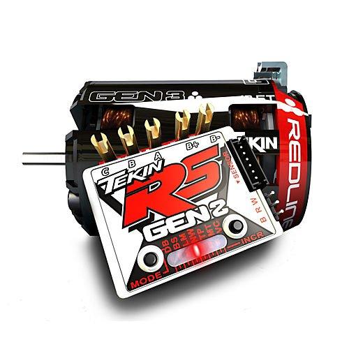 RSgen2 ESC 135 Gen3 Sensored BL Motor Sys