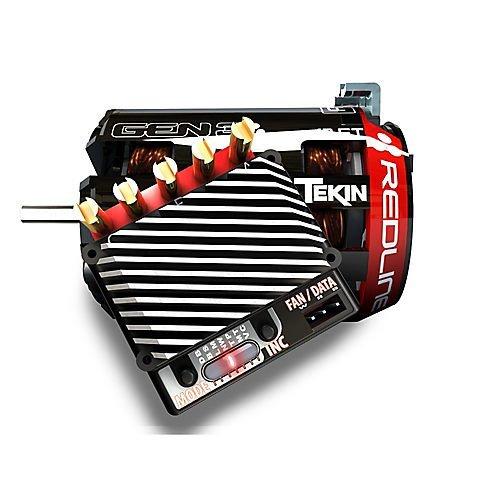 Tekin TT2751 RSX ESC 75 Gen3 Sensored BL Motor System by Tekin Inc