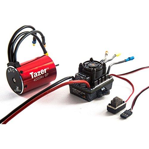 Dynamite S0601 Tazer 110 6-Pole 4000kv Waterproof EscMotor Combo V2